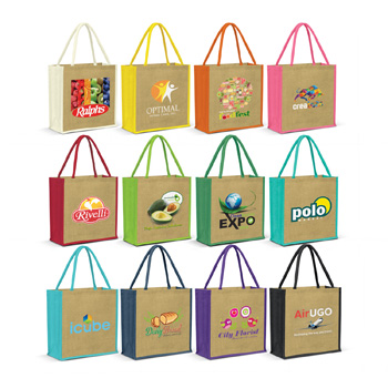 Promotional Bags Printed or Embroidered with your Company Logo